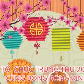 Dịch vụ tổ chức tiệc trung thu trọn gói tại Hồ Chí Minh 2020