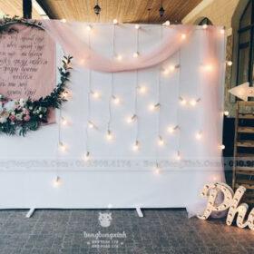 Một số hình ảnh cho tiệc cưới