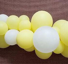 Tạo hình dây trang trí bong bóng với 7 bước đơn giản dễ dàng hoàn thành