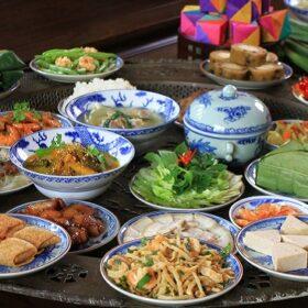 Gợi ý vài cách trang trí món ăn ngày Tết vô cùng đẹp mắt