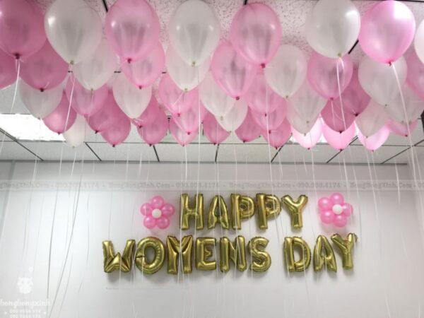 Trang trí tổ chức tiệc công ty ngày quốc tế phụ nữ 83