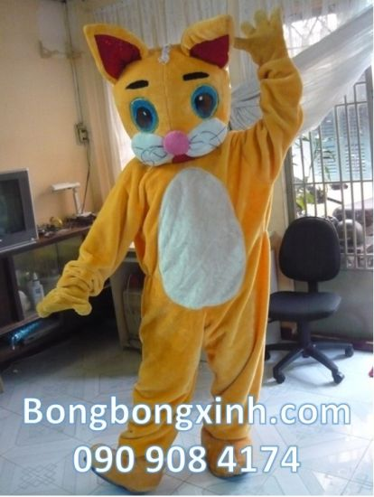 Mascot 003