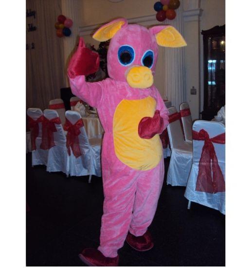 Mascot 012