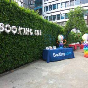 Trang trí tại sự kiện Booking