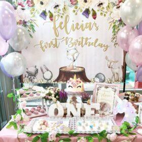 Danh sách các bàn quà trang trí sinh nhật được trang trí nhiều nhất tháng 7