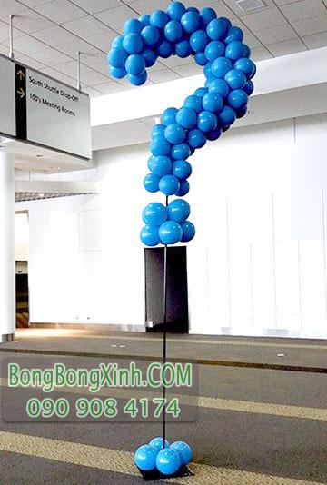 tao hinh dau cham hoi bang bong bong cho event th101 6075794fb45c4