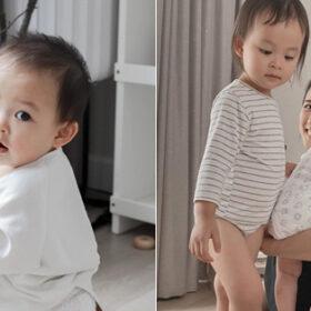 Julia Đoàn khiến nhiều người ghen tị vì có 2 cô con gái xinh đẹp