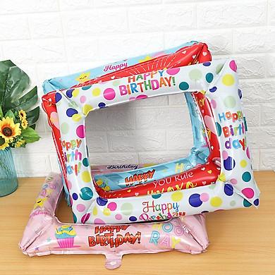khung hinh bong bong happy birthday ph ki n sinh nh t nhi u m u 3