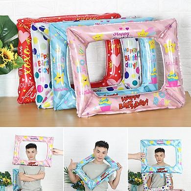khung hinh bong bong happy birthday ph ki n sinh nh t nhi u m u 4