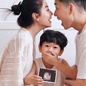 Hot mom Nam Thương mang thai lần 2