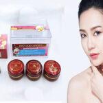 Kem trị nám Yanhee Thái Lan màu đỏ có tốt không?  Giá bán là bao nhiêu?