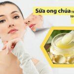 Top 8 cách trị tàn nhang bằng sữa ong chúa đơn giản và hiệu quả nhất
