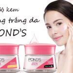 Review kem dưỡng trắng da Pond's White Beauty ngày và đêm